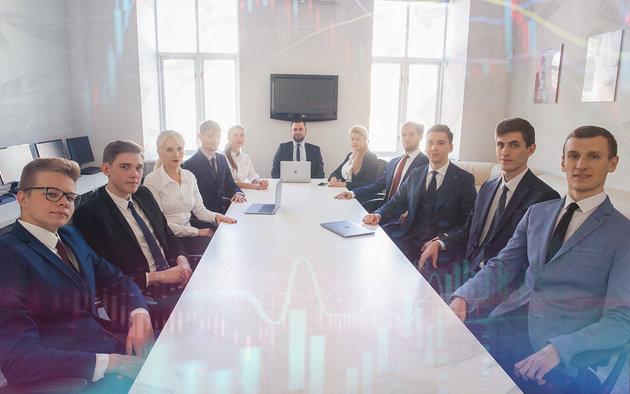 Дмитрий Крупенко — финансист построил успешную карьеру в ЦБТ-Киев