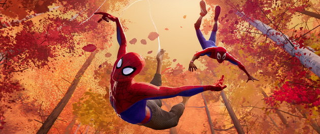 """38 людей-пауков: об анимационном комиксе """"Человек-паук: Вокруг Вселенной"""""""