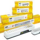 Переносные аккумуляторные светильники ДБА IEK® — до 15 часов работы и стабильный световой поток