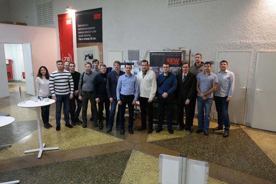Специалисты «СЕВ-ЕВРОДРАЙФ» провели семинар для конструкторов и разработчиков высокотехнологичных производственных систем