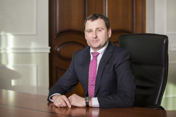 "Андрей Обризан назначен гендиректором ""Дарницы"""