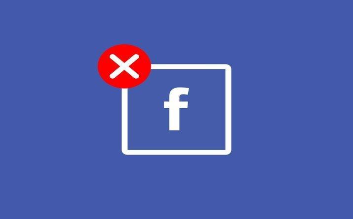 Facebook удалила сотни российских фейковых страниц и аккаунтов, писавших об Украине