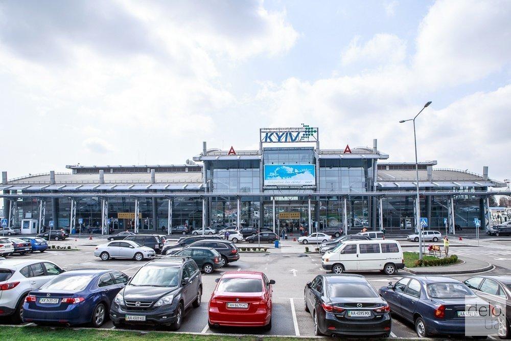 """Аэропорт """"Киев"""" обслужил почти 3 млн пассажиров за 2018 год"""