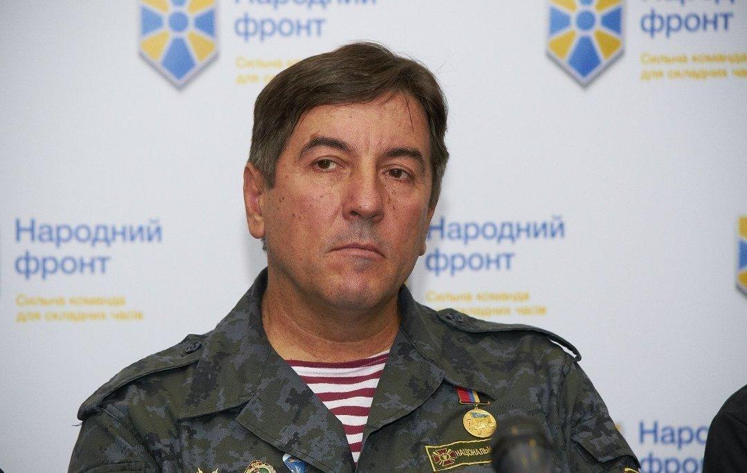 """Тимошенко из """"Народного фронта"""" будет баллотироваться в президенты"""