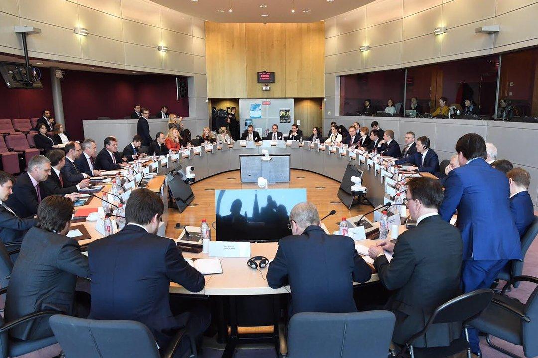 Новое газовое соглашение с Россией должно быть оформлено в виде двух контрактов — Зеркаль