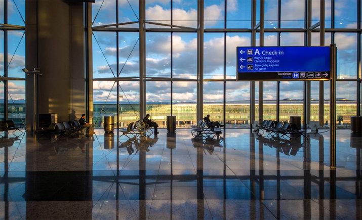Полноценный запуск нового аэропорта в Стамбуле перенесли