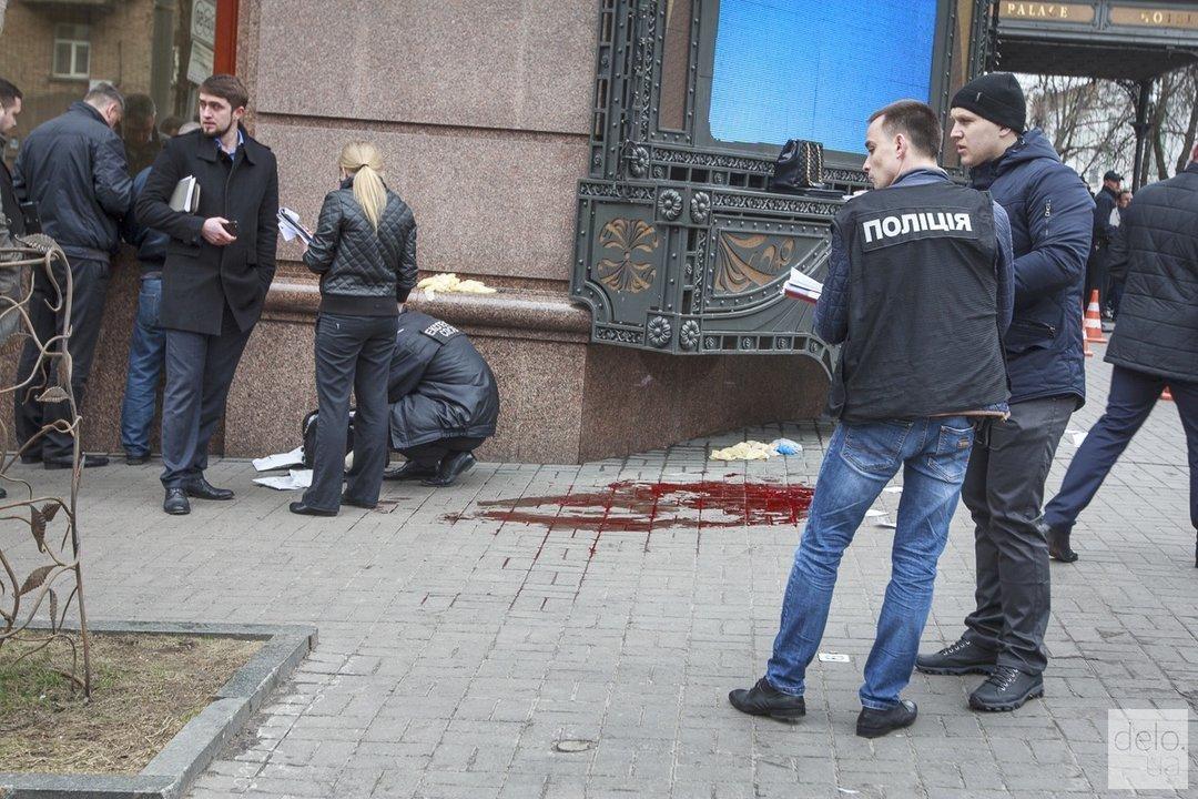 В Москве похищен причастный к убийству экс-депутата Госдумы Вороненкова