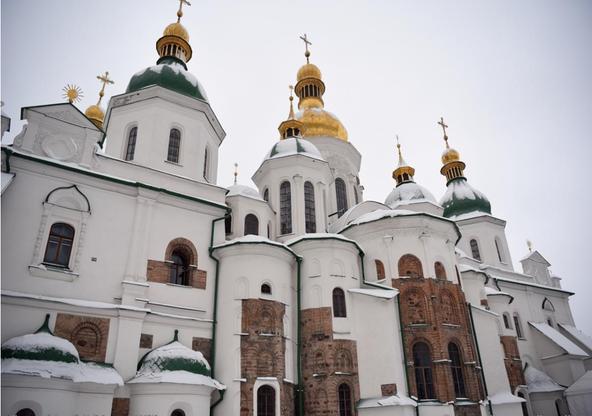 В Украине на треть выросло число сторонников поместной автокефальной православной церкви