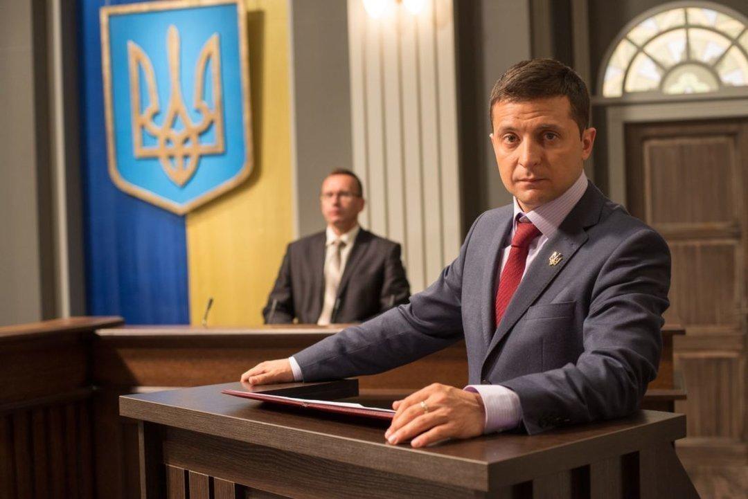 Зеленский идет в президенты — официальное заявление