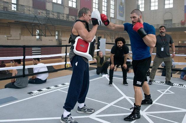"""Боксеры тоже плачут: о фильме """"Крид 2: Наследие Рокки Бальбоа"""""""