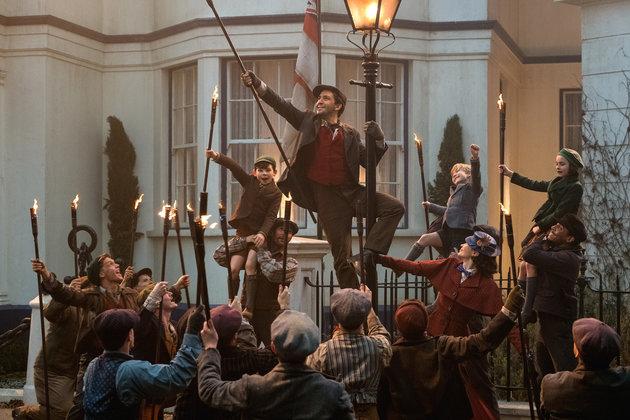 Дебютные премьеры января: мюзикл о Мэри Поппинс и драма о Ван Гоге