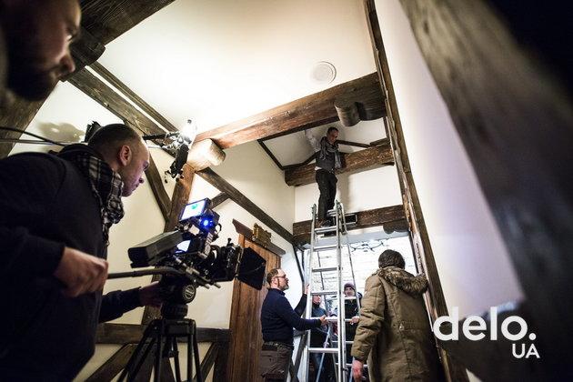 """Что происходит на съемочной площадке """"Агентов справедливости"""" — фоторепортаж"""