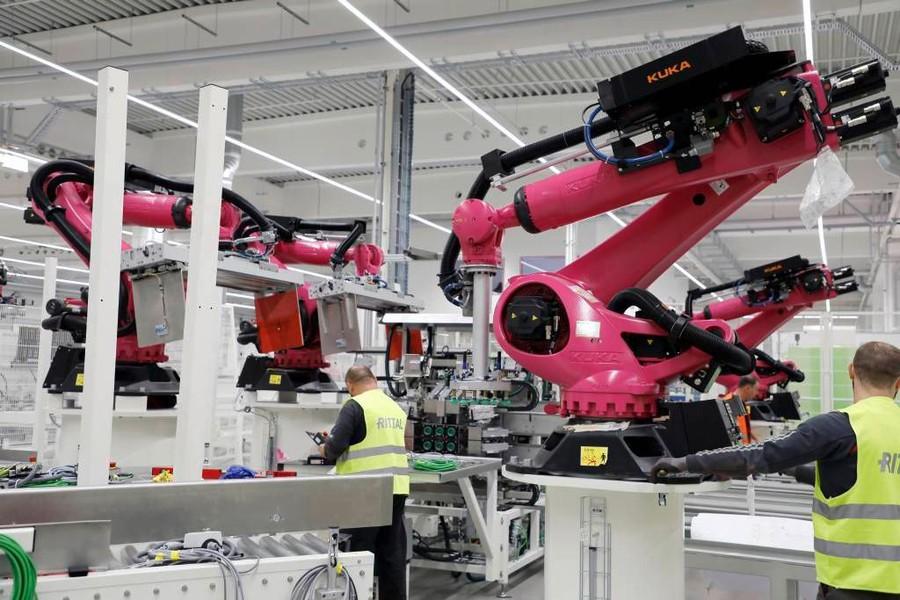 О машинах и людях: «Промышленность 4.0»