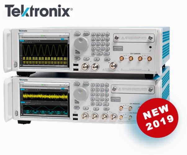 Tektronix Inc. представила новинку - генератор сигналов произвольной формы серии AWG70000B