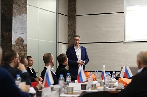 Состоялось очередное общее собрание членов Союза РОССЭД