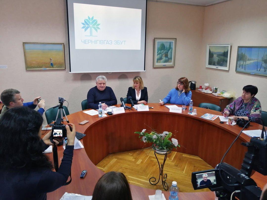 Газовые долги жителей Черниговщины превысили 540 млн грн