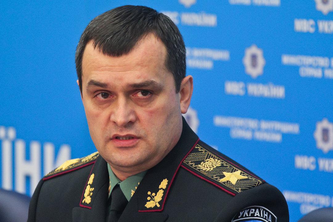 Суд снял арест с имущества экс-главы МВД Захарченко