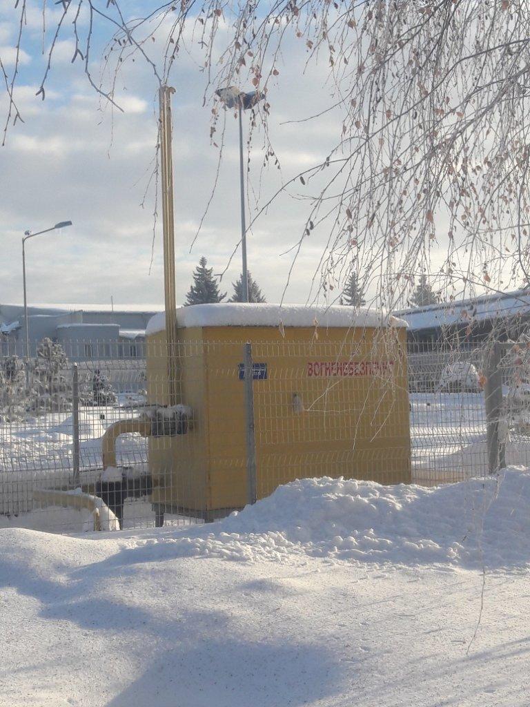 В Харькове возросло потребление природного газа