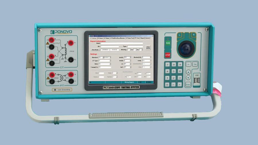 Анализатор ТТ с дополнительной функцией тестирования ТН — PCT200i