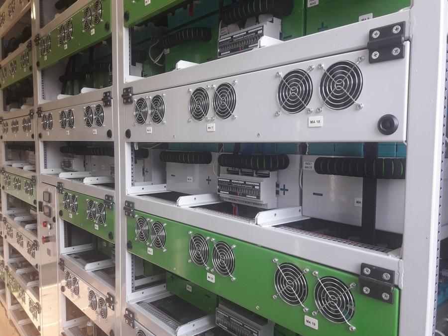 Накопители электрической энергии разработаны на кафедре электроники и электротехники Новосибирского государственного технического университета