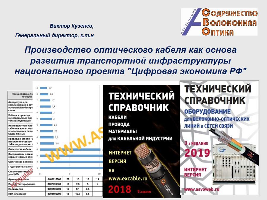 Гендиректор Ассоциации «Волоконная Оптика» выступит на конференции «Transport Networks Russia & CIS: Развитие телекоммуникационных транспортных сетей в России и СНГ»