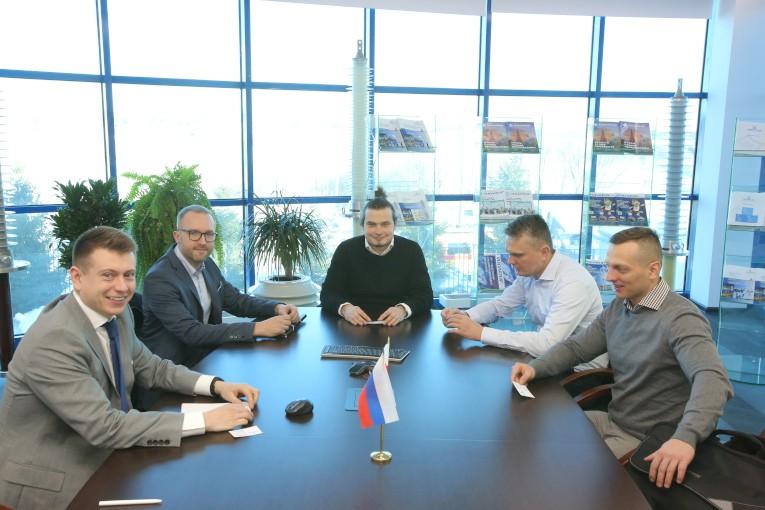 «Изолятор» посетили представители польской государственной электросетевой компании Polskie Sieci Elektroenergetyczne S.A