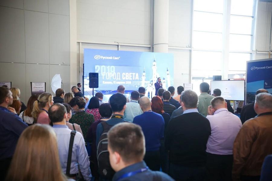 Компания Uniel приняла участие в выставке «Город света»