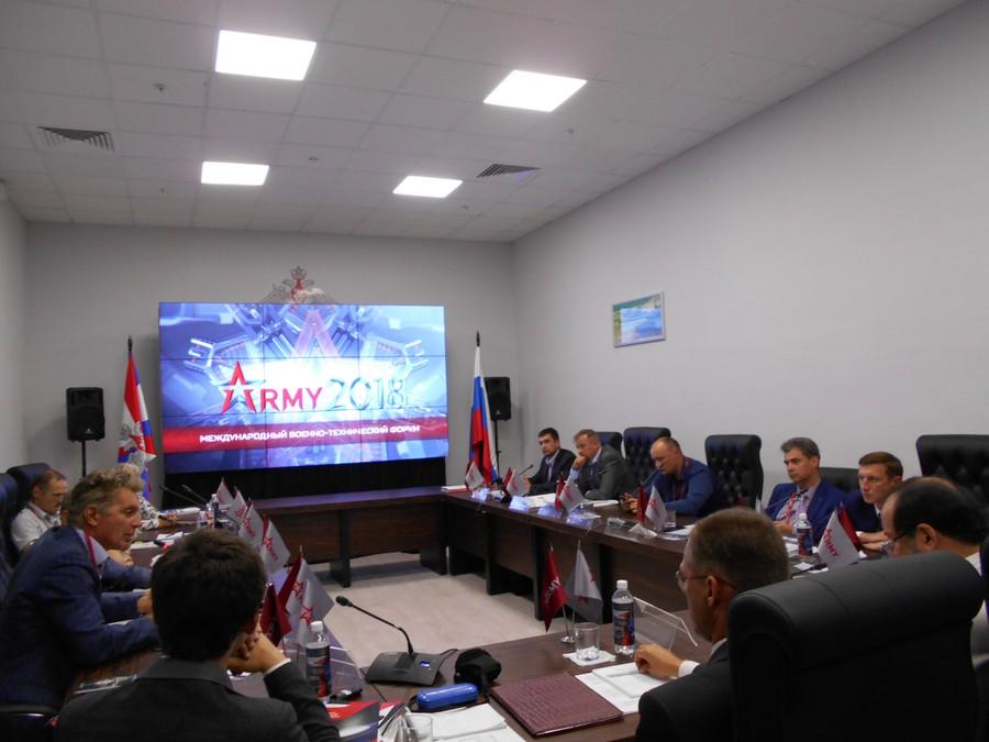 27 июня 2019 года в подмосковной Кубинке МВТФ «Армия-2019» организует круглый стол для силовых структур