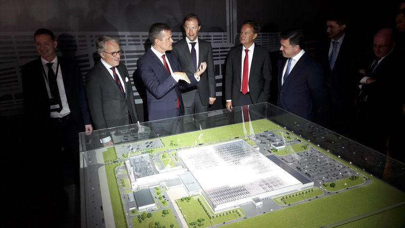 Продукция BALS установлена на новом заводе Mercedes