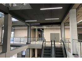 «Триалайт» завершила поставку и монтаж светодиодных светильников в новом торговом комплексе Санкт-Петербурга
