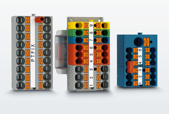 Phoenix Contact предлагает распределительный блок для подключения электропитания холодильного оборудования