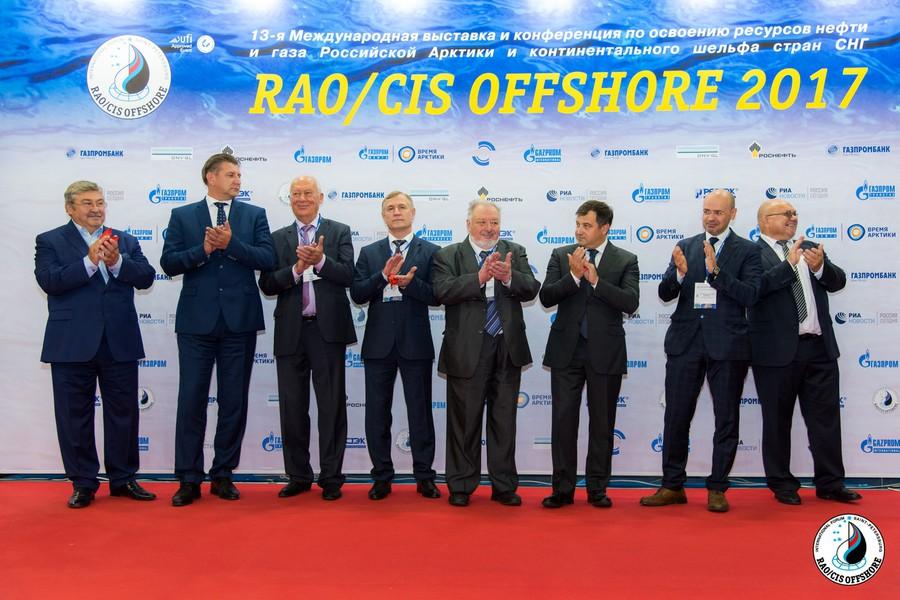 «Газпром» — генеральный спонсор RAO/CIS Offshore-2019
