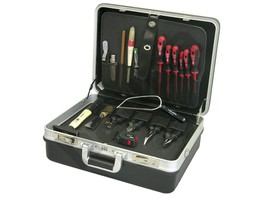 Специальное предложение на чемодан с инструментом HAUPA Start Up