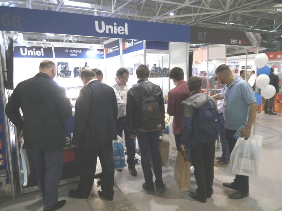Компания Uniel приняла активное участие в 27-м «Электротехническом форуме»