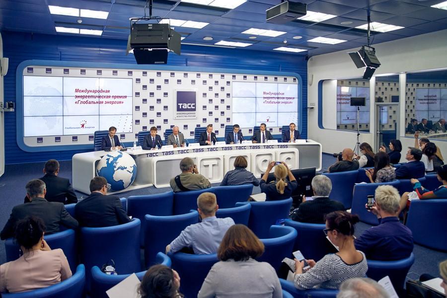 30 мая в пресс-центре ТАСС будут объявлены имена лауреатов международной энергетической премии «Глобальная энергия-2019»