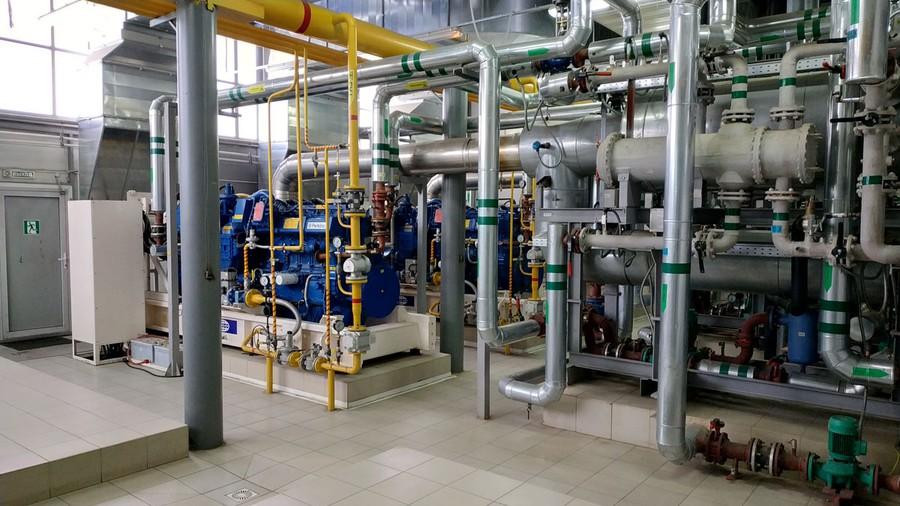 На базе оборудования ОВЕН выполнен проект по автоматизации газогенераторной котельной