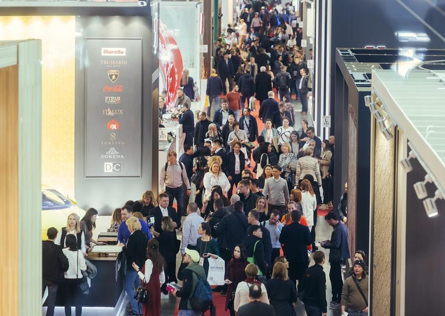 77 338: рекордное количество посетителей за 25 лет проведения выставки MosBuild