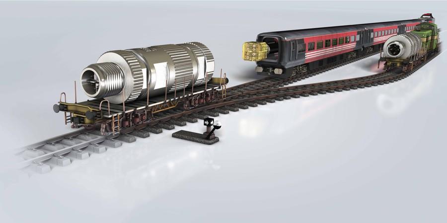 HARTING разработала решения для обеспечения надежного и быстрого интернета в поездах