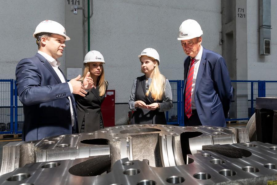 Сотрудничество между СТГТ и «БВК» позволит локализовать производство таких компонентов газовой турбины как корпус подшипника турбины и обойму направляющих аппаратов турбины