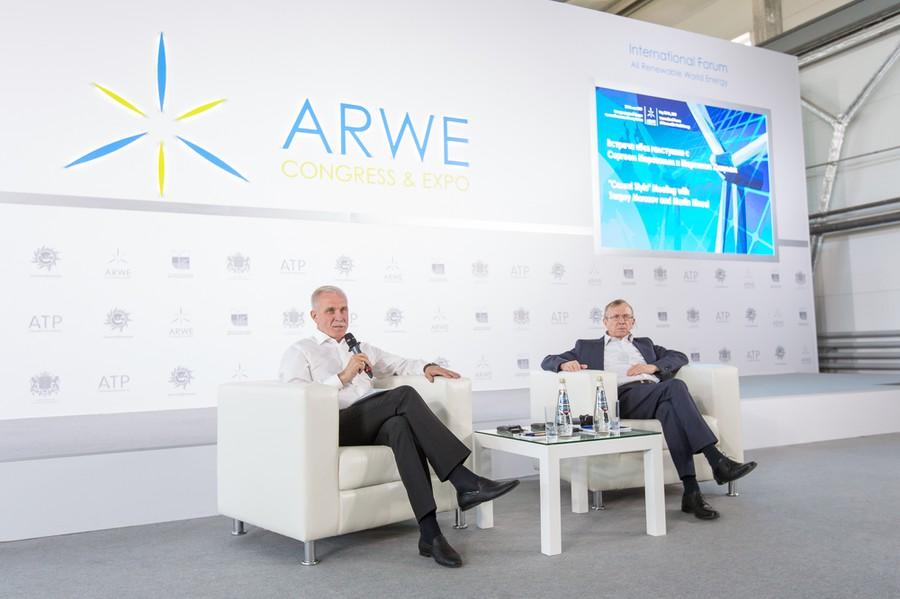 На полях ARWE-2019 прошло свыше 55 B2B-встреч в рамках «форума поставщиков». Было подписано пять соглашений о сотрудничестве.