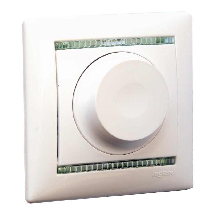 Новые светорегуляторы с поворотно-нажимным механизмом создают повышенный уровень комфорта для пользователей