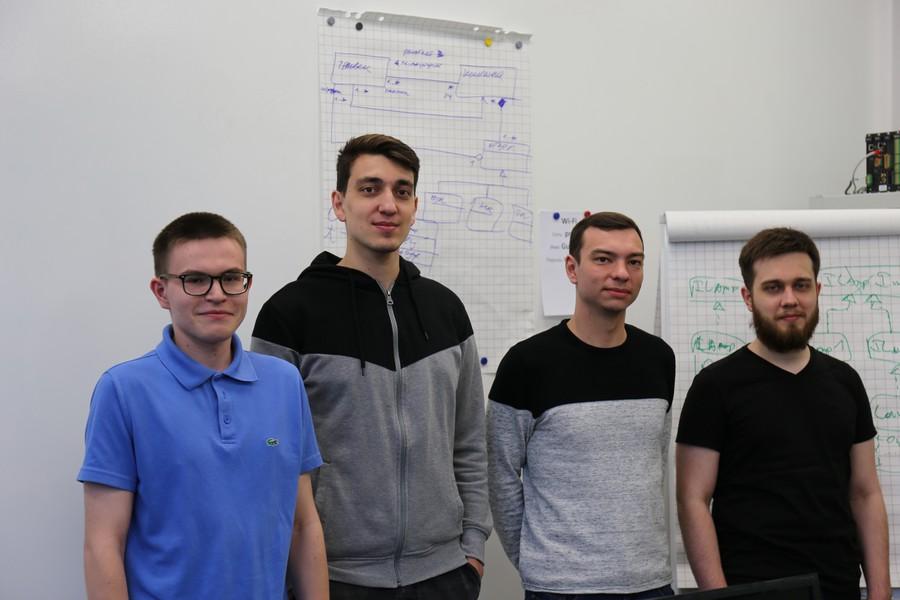 В «Школе разработчиков» компании «Прософт-Системы» завершился учебный сезон 2018/2019