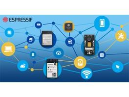 Старт складской программы по Wi-Fi/Bluetooth-чипам ESP8266 и ESP32 от Espressif
