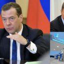 Медведев: С ценами на заправках «Газпром нефти» нужно разобраться