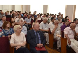 Сотрудники «Тамбовэнерго» приняли участие в научно-технической конференции по энергосбережению