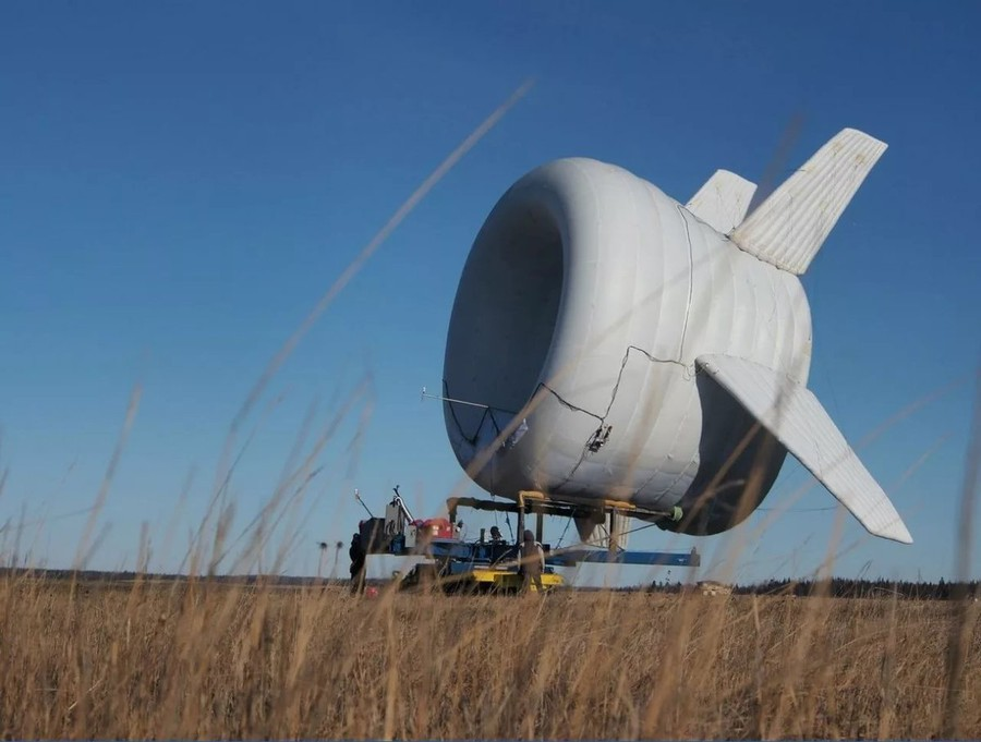 «Летучая мышь» — электростанция