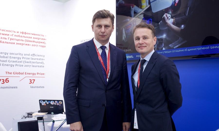 Ассоциация «Глобальная энергия» и телеканал Euronews подписали новое соглашение о сотрудничестве на ПМЭФ-2019