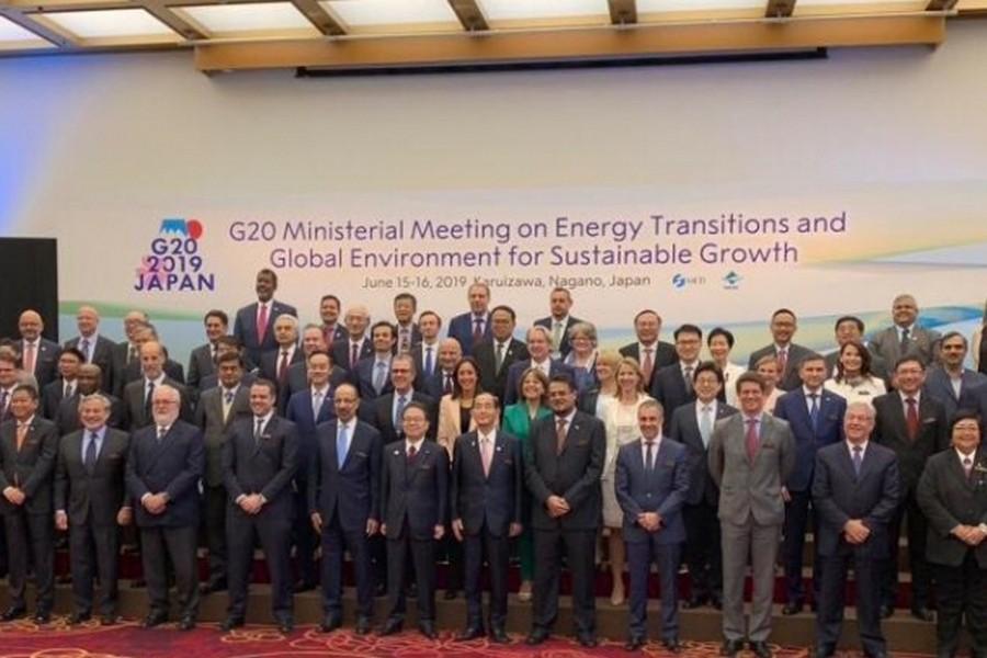Представители G20