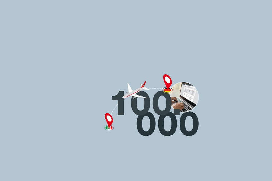 SEW-EURODRIVE празднует юбилей — 100 000 пользователей сервиса Online Support