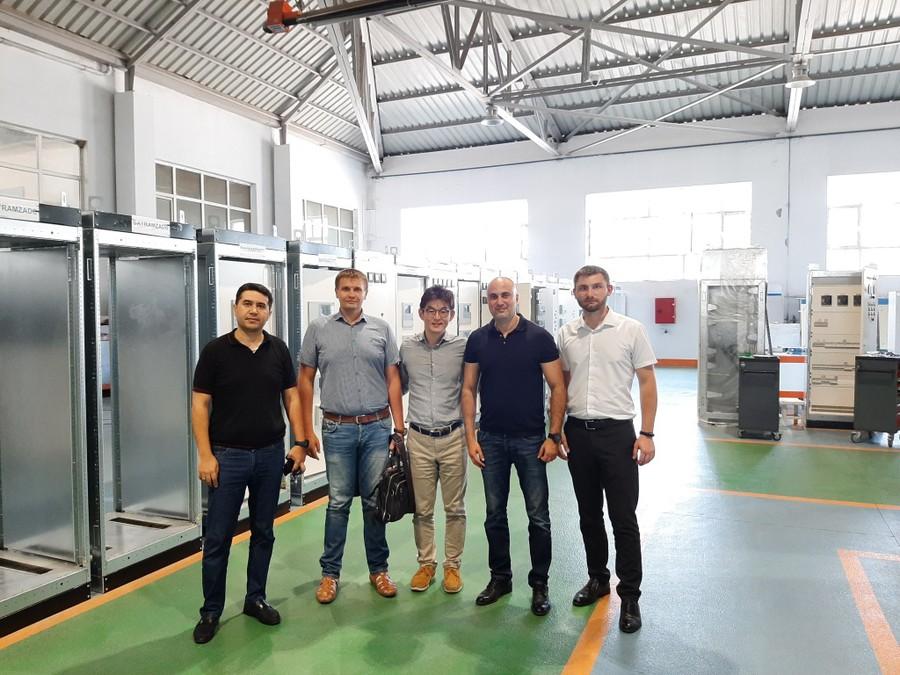 В июле 2019 года компания LS IS посетила Республику Азербайджан